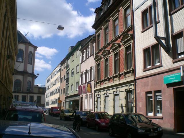 Museum Schillerhaus in Mannheims Quadraten