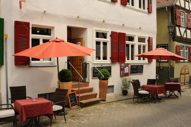 Roter Ochse in Zwingenberg