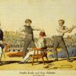 Die Hinrichtung des Karl Ludwig Sand