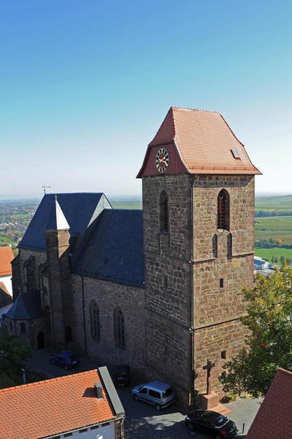 Nikolaus Kirche Neuleiningen