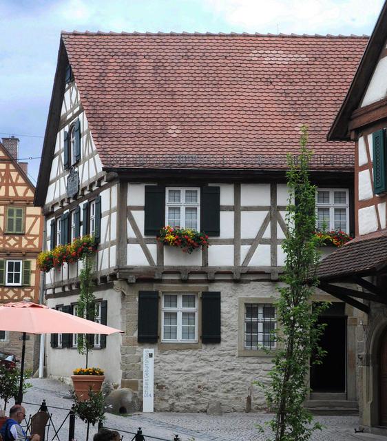Geburtshaus von Friedrich Schiller