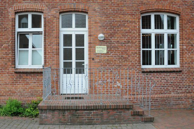 Eingang zum Schlickmuseum