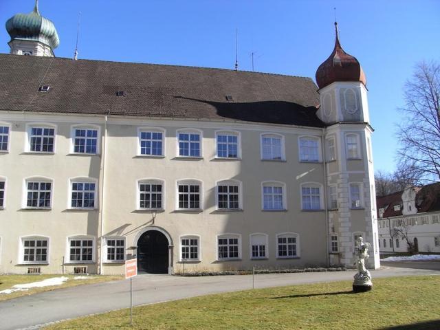 Schloss in Isny