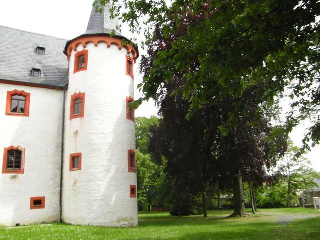Schloss Netzschkau im gleichnamigen Ort