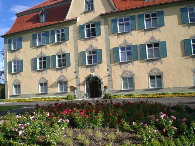 Schloss in Neutrauchburg