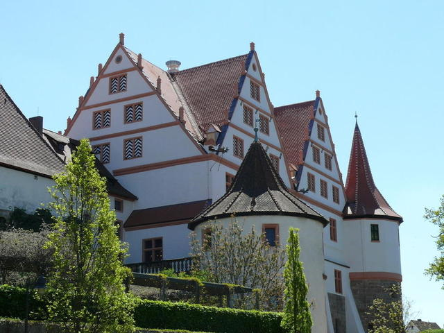 Schloss Ratibor in Roth