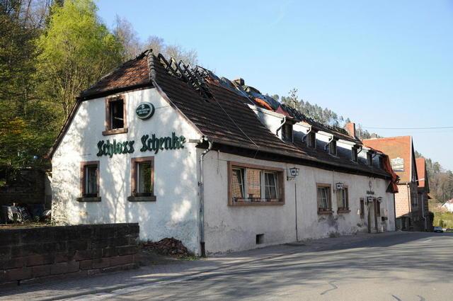 Schloss Schenke