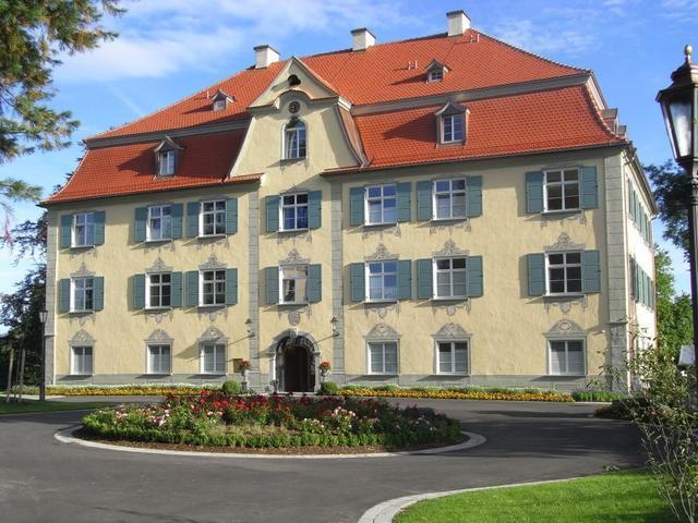 Das Neutrauchburger Schloss