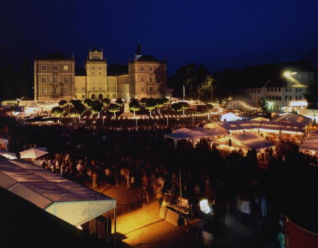 Das Coburger Schlossplatzfest