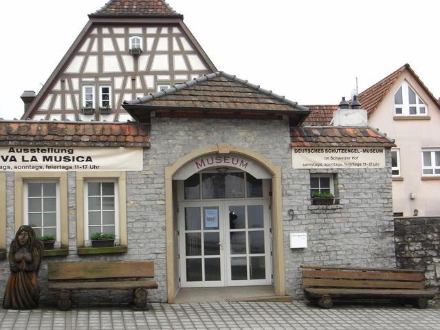 Das Schutzengelmuseum in Bretten