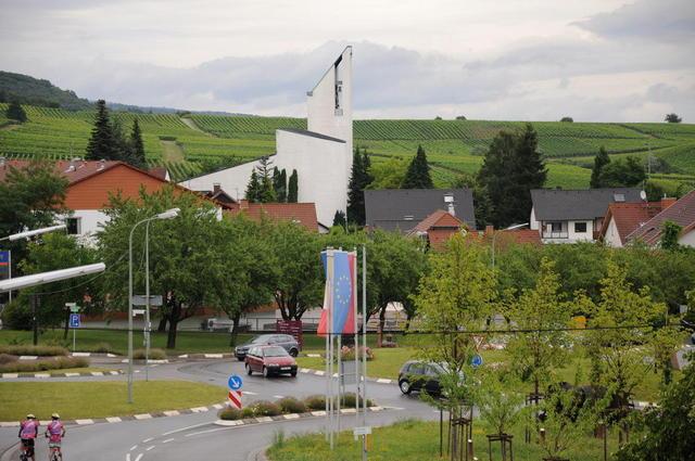 Die Kirche in Schweigen-Rechtenbach