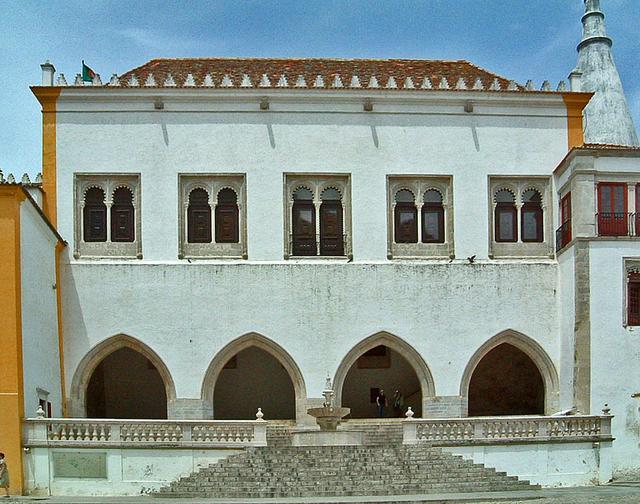 Sintra, Palacio Nacional de Sintra