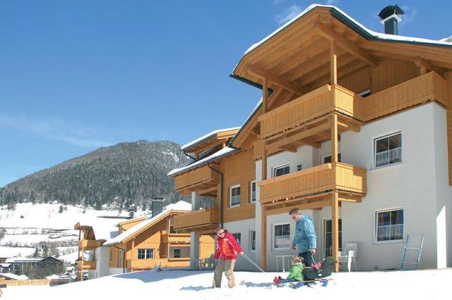 Skigebiet in Bad Kleinkirchheim