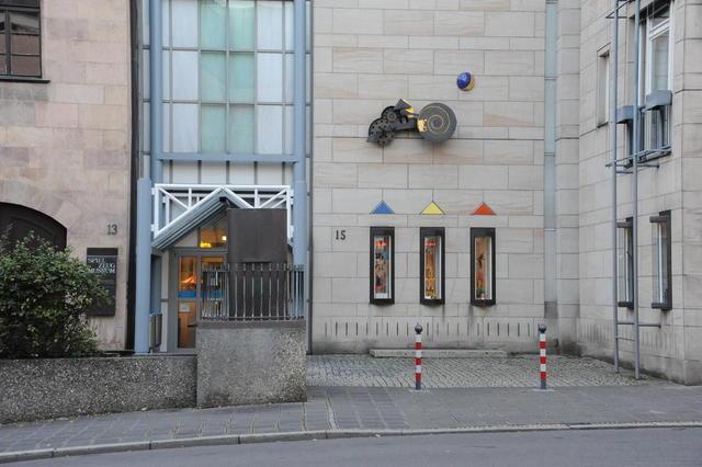 Das Spielzeugmuseum in Nürnberg