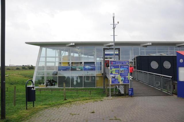 Das Nationalpark-Zentrum Multimar