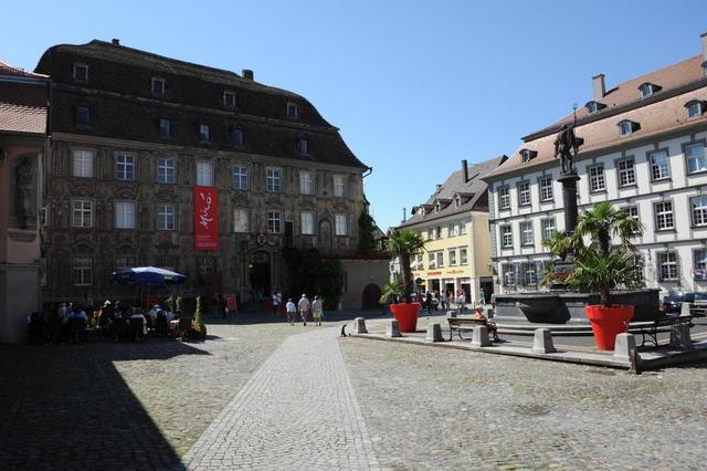 Das Stadtmuseum in Lindau