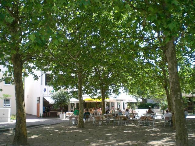 Café am Stadtplatz in Deidesheim