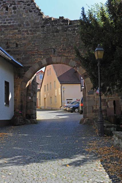 Westliches Stadttor Neuleiningen