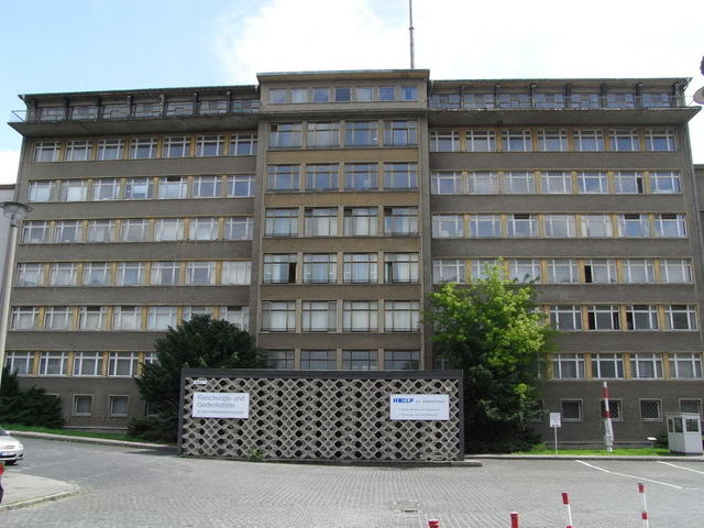 Das Stasimuseum in Berlin