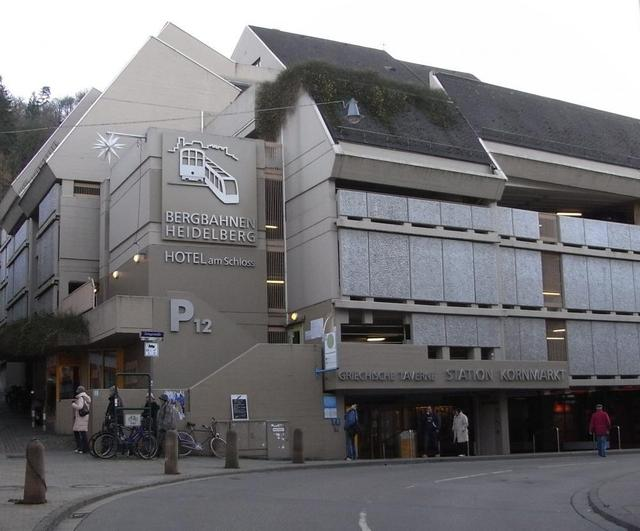 Station Kornmarkt