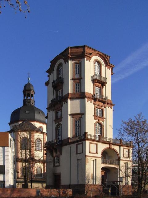 Sternwarte und Jesuitenkirche