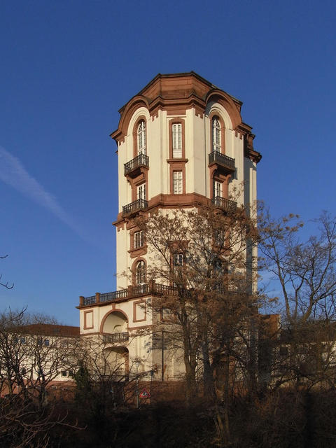 Die alte Sternwarte