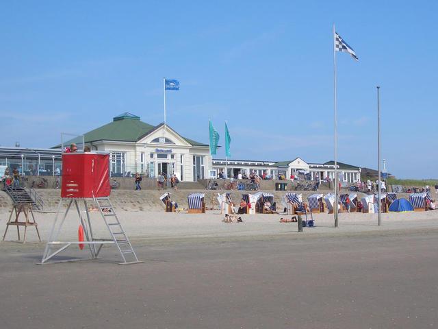 Strand auf Norderney