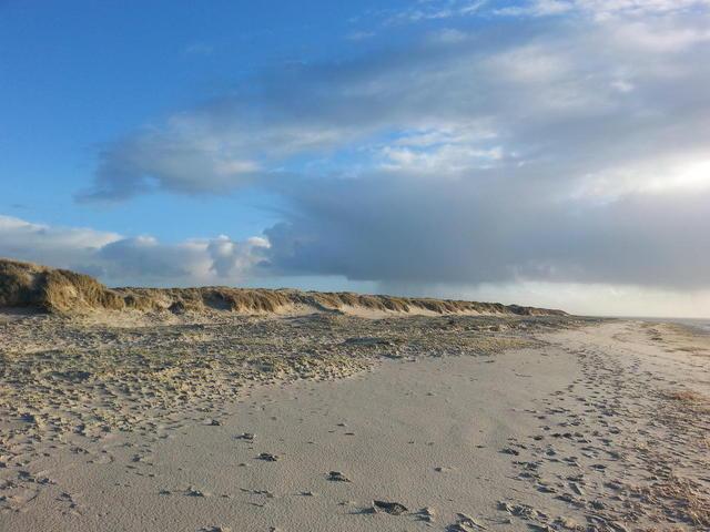 Der Strand bei Sankt Peter Ording