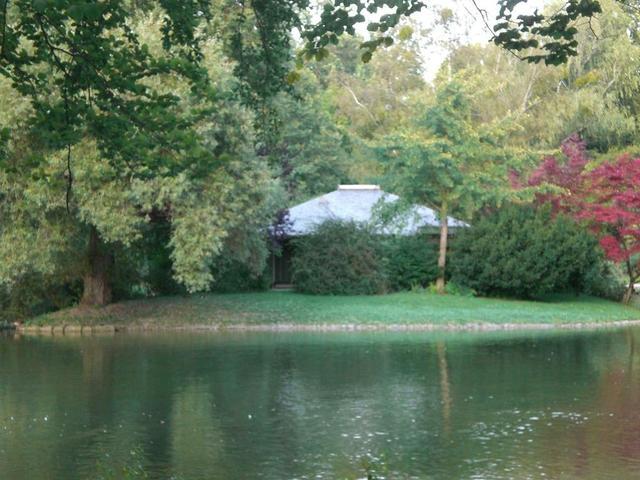 Das Teehaus im Englischen Garten