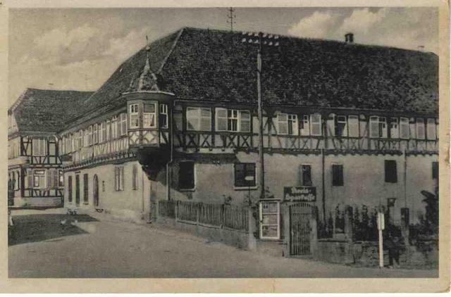 Thurn- und Taxische Poststation