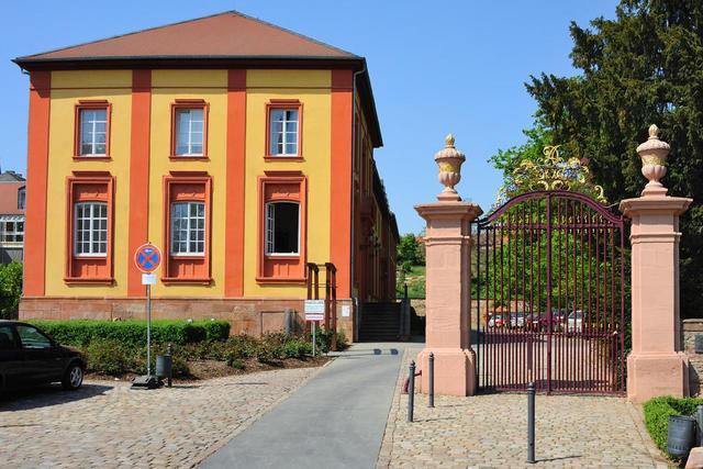 Tor zum Schlossgarten