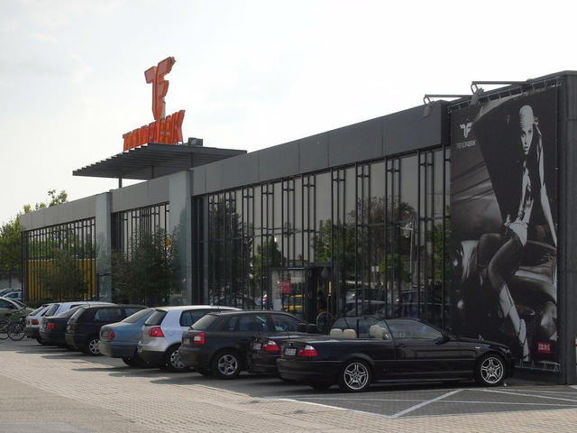 Die Trendfabrik in Brühl