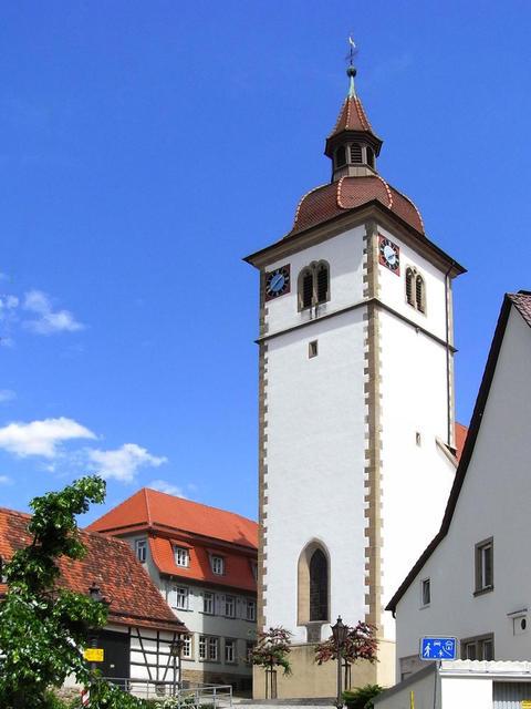 Kirchturm St. Leonhard