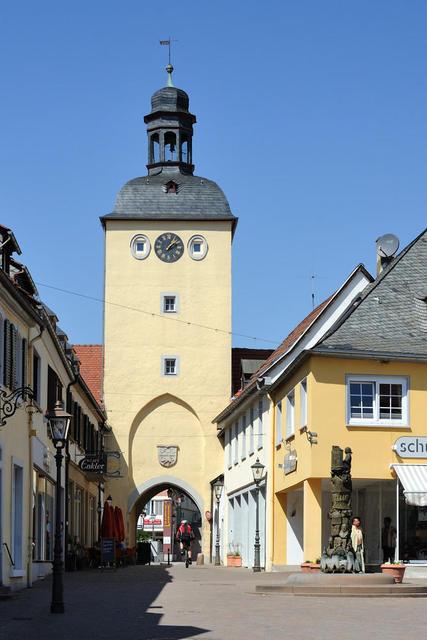 Der Vorstadtturm