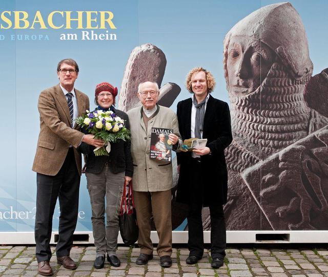 Die Mannheimer Wittelsbacher-Ausstellung durchbricht die 50.000-Besucher-Marke