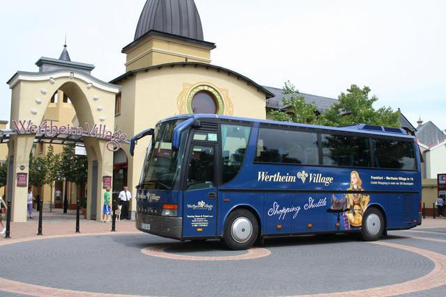 Shopping-Shuttle nach Wertheim Village