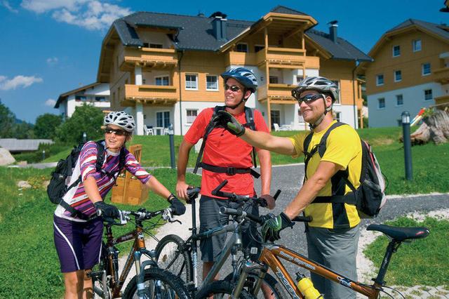 Wander- und Fahrradwege Bad Kleinkirchheim