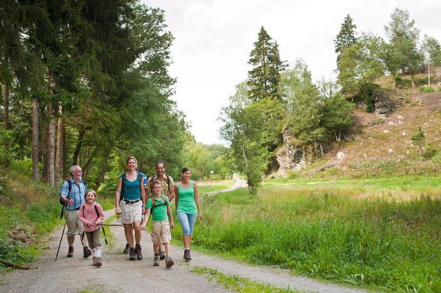 Wanderwege im Naturpark Saar-Hunsrück