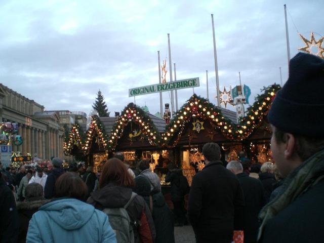 Der Stuttgarter Weihnachtsmarkt