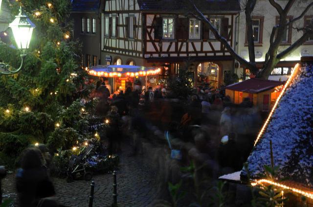 Weinheimer Weihnachtsmarkt