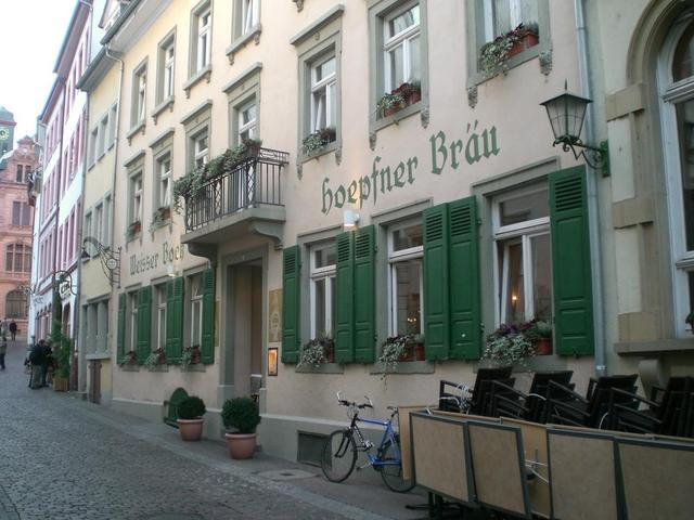 Der Weisse Bock in Heidelberg