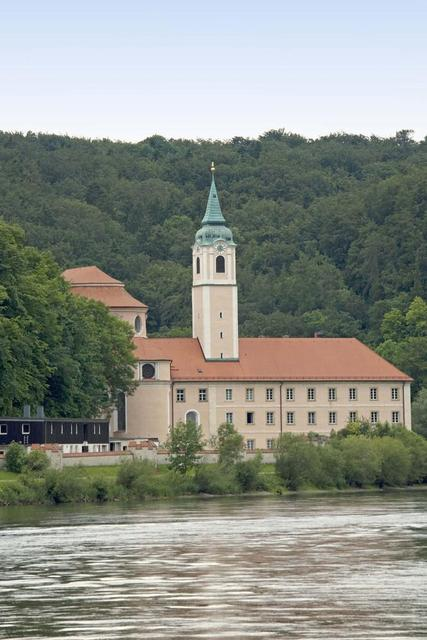 Das Benediktiner-Kloster Weltenburg