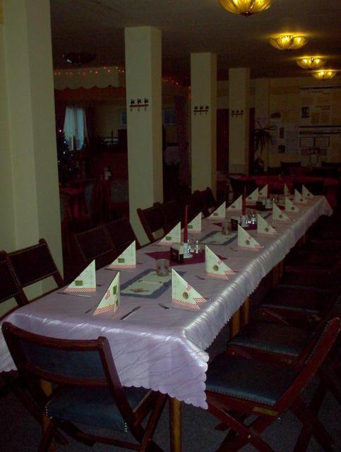 Gastraum - Ort für Veranstaltungen aller Art