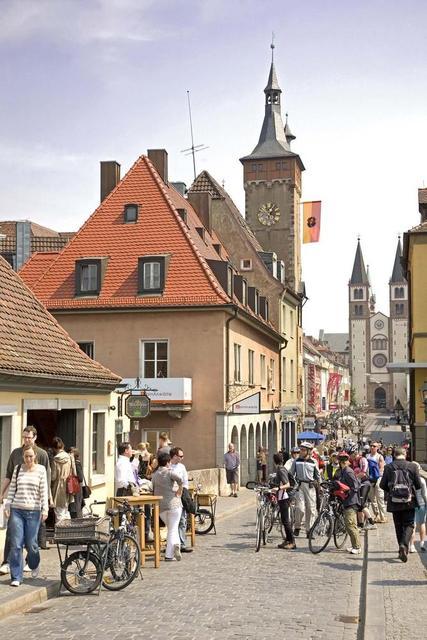 Der Würzburger Dom St. Kilian