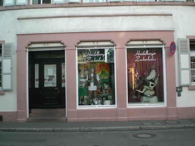 Der Heidelberger Zuckerladen