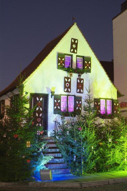Hexenhaus Kaufbeuren im Allgäu