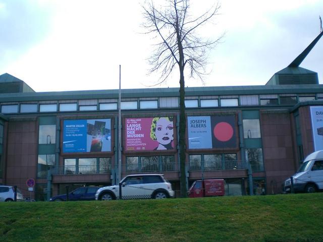 Die Kunsthalle Mannheim