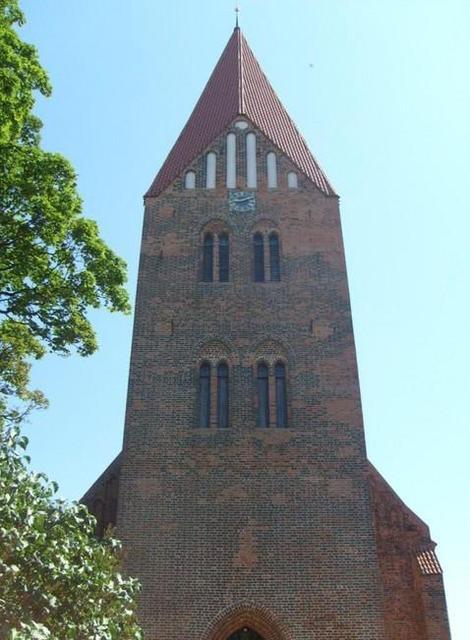 St. Marien Kirche Klütz