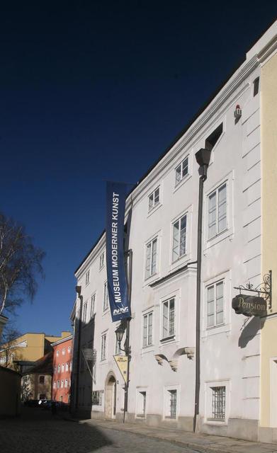 Das Museum Moderner Kunst Wörlen in Passau