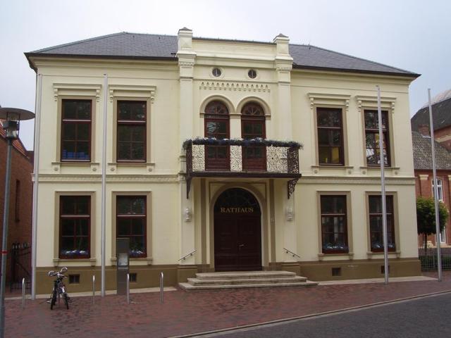 Rathaus Norden